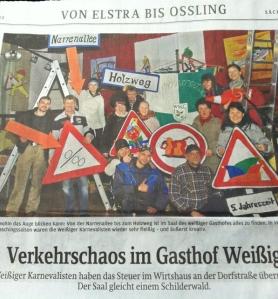 Fasching-in-Weissig