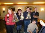 Mensch-ärgere-dich-nicht-Turnier 2012 in Weissig - Die Gewinner