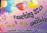Fasching-Alles quer im verkehr